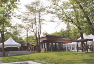 Location de chapiteaux événement public et privé