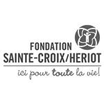 Logo Fondation Sainte-Croix/Hériot